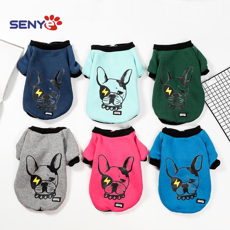 alpha-grp.co.jp 4 Pieces Dog Dress Shirt Plain Pet Summer Apparel ...