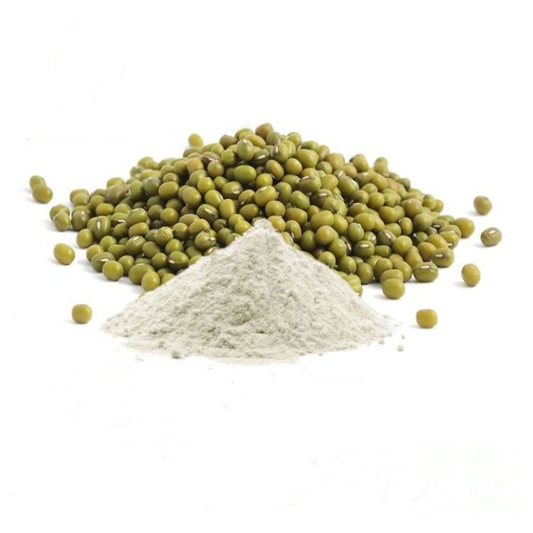 Factory Provide Best Selling Mung Bean Protein powder mung bean protein isolate powder with big stocking