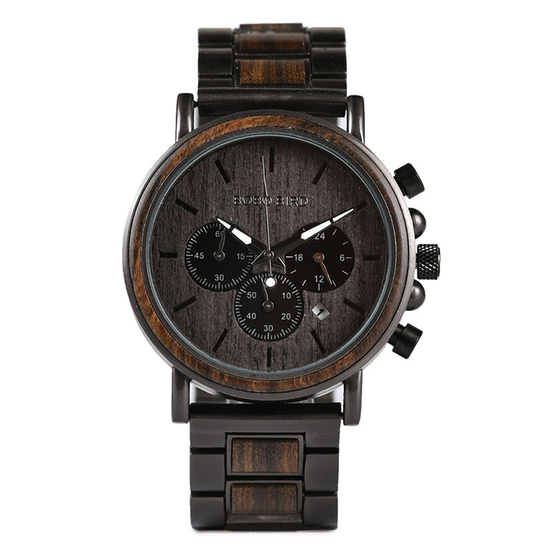 Best Selling Well built and Durable Men Watches Wristwatches Chronograph Watch Luxury Men Luminous Men's Watches