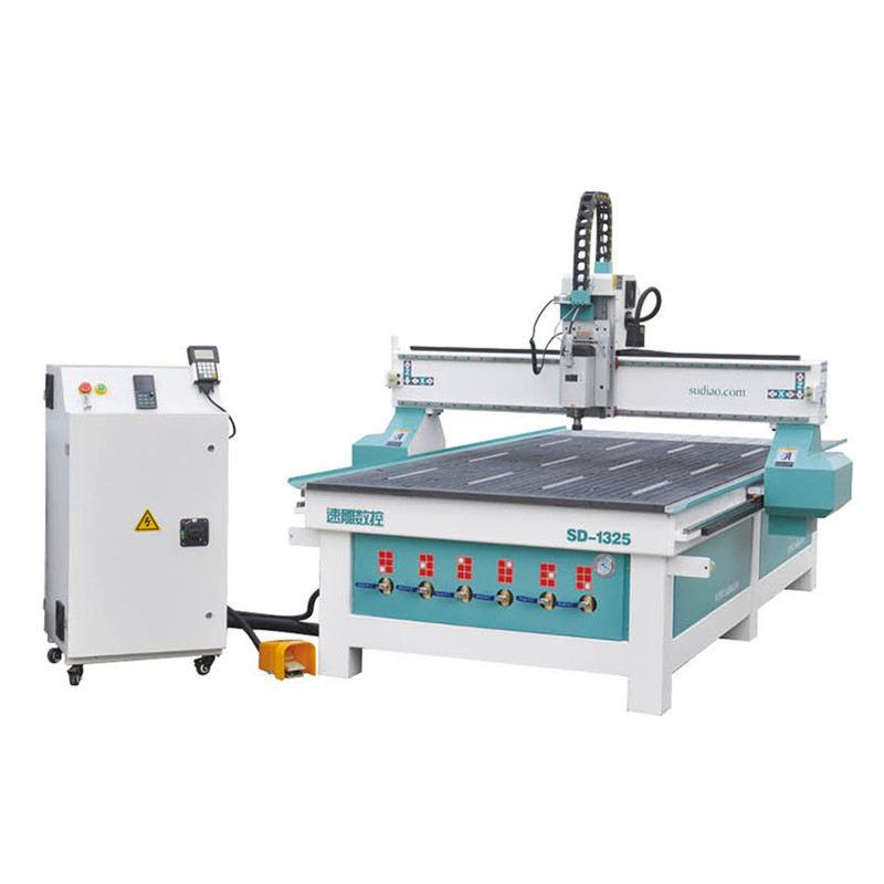 Jinan Sudiao cnc wood engraving machine CNC Router woodworking center 3d furniture sculpture wood carving cnc router machine