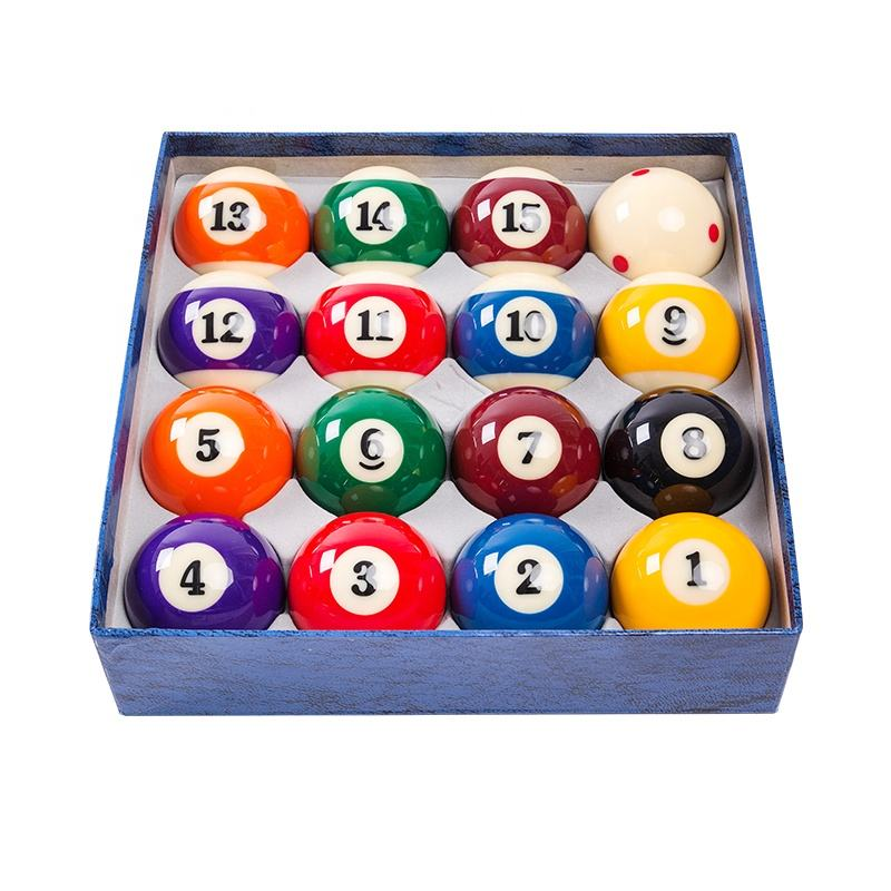 Professional Superior Quality 57.2mm Pool Table Ball 16x Set