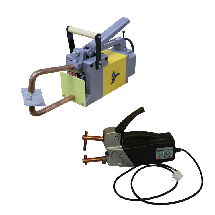 Automatic Pulsed mini Spot Welder/ Portable Spot Welder/mini spot welding machine