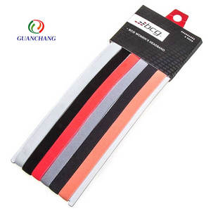 Hot selling cheap elastic non slip custom sports headband