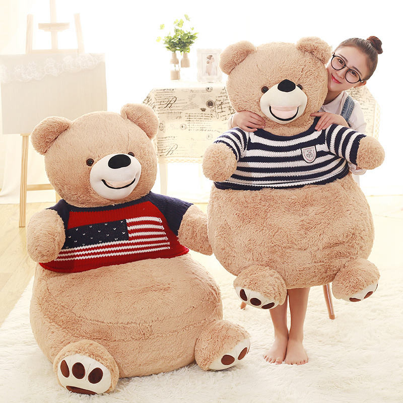 Sofa [ Teddy Bear Bears Sofa ] Sofa Baby Bears Chair Top Quality Children Teddy Bear Chair Baby Teddy Bears Shape Plush Sofa