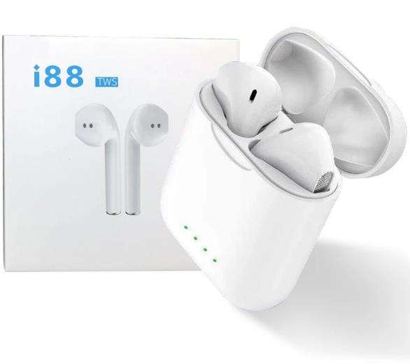 best selling products 2019 in usa portable wireless headphones i88 tws earbuds & earphone i10 i100 tws