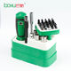 Tool Kit Tools China BAKU Ba-3038 Multifunctional Tool Kit Bit Phillips Head Screwdriver Tools Made In China