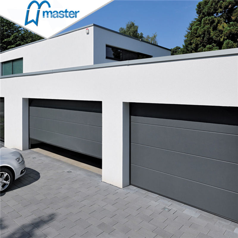 CE Proved Customized Outdoor Modern Insulated Garage Doors For sale