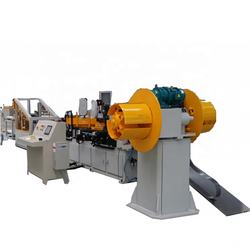 Automatic Transformer Silicon Steel Core Cutting To Length Line