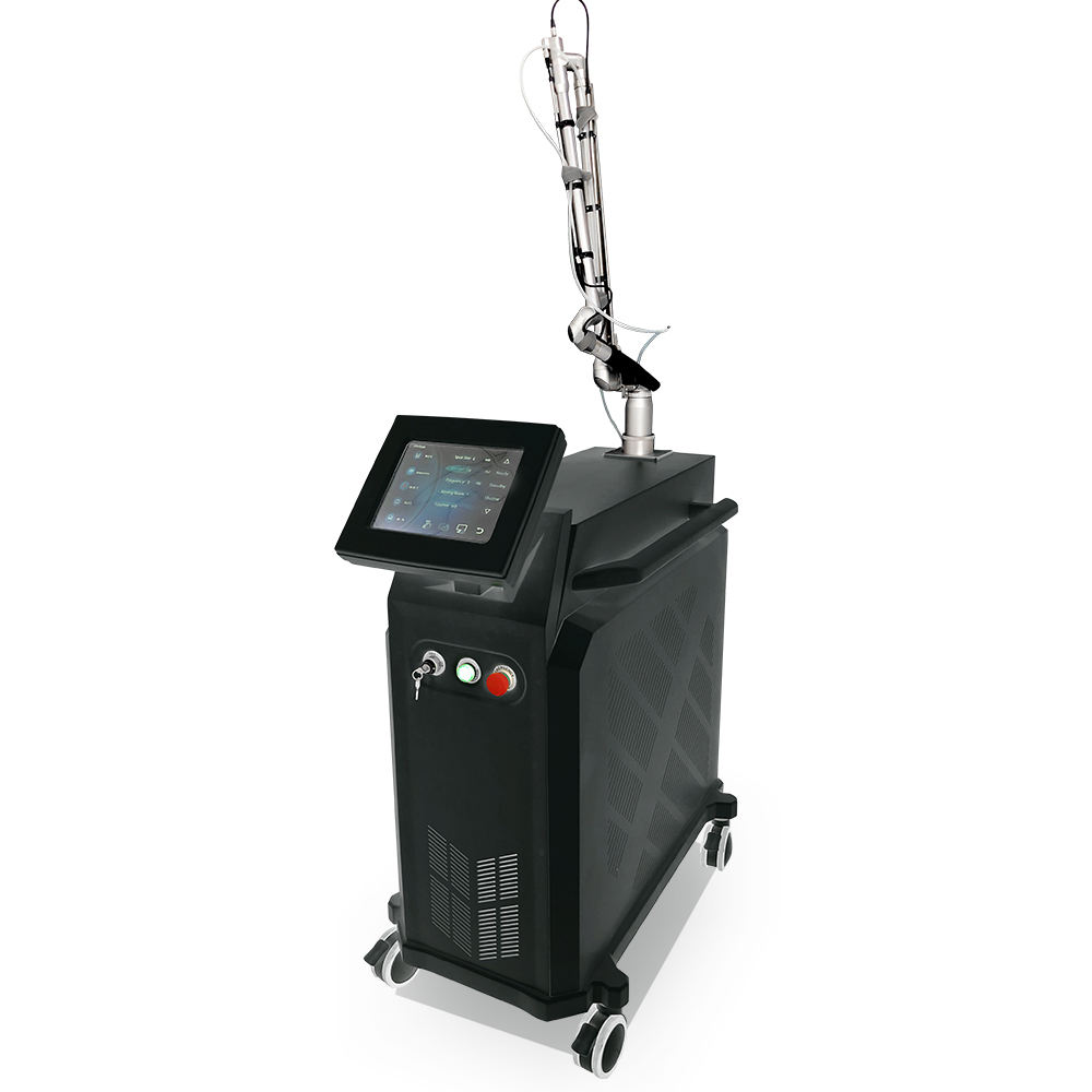 Hàn Quốc 1064nm 532nm 755nm Picosecond Laser/Picosecond Q Switched ND Yag Laser