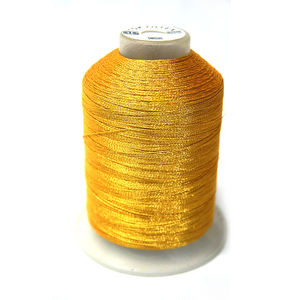 Wholesale processing gold and silver thread Carpet woven stitching Clothing embroidery rope DIY hand-woven threads