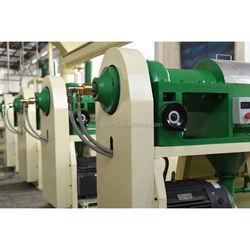 waste tire grinding machine rubber powder pulverizer rubber powder grinding machine