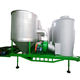 Small continuous rice dryer with diesel burner batch grain dryer