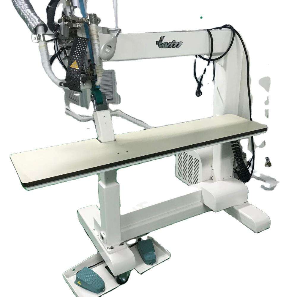 isolation gown making machine hot tape seal seam seal machine making surgical gown machine