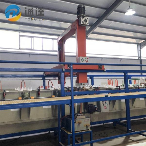 Tongda - electroplating / nickel plating plant / zinc plating process