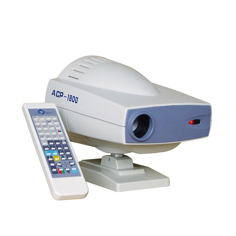 2019 new equipment ACP-1800 Ophthalmic Instrument most popular auto chart projector price for sale