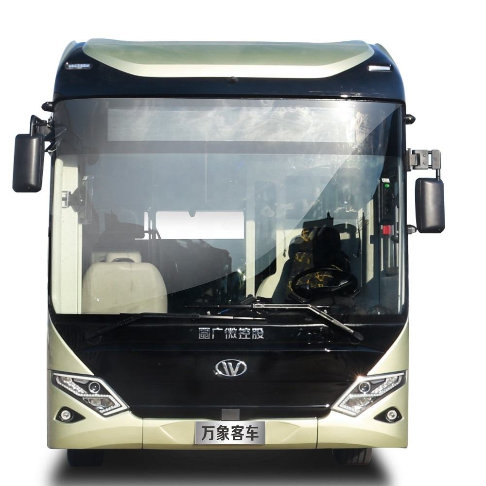 10.5m low floor pure electric city bus