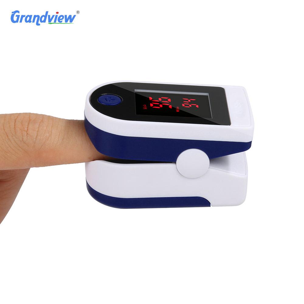 Spo2 oem oximetro de pulso dedo oximiter saturación de oxígeno de la sangre de equipos de prueba general de ensayo