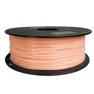 TPU 3D Filament 1.75mm 1KG/Spool Flexible TPU Filament Excellent TPU Rubber 3D Printer Filament