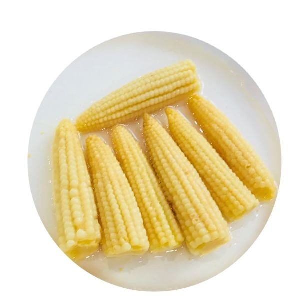 Wholesale good taste canned baby corn
