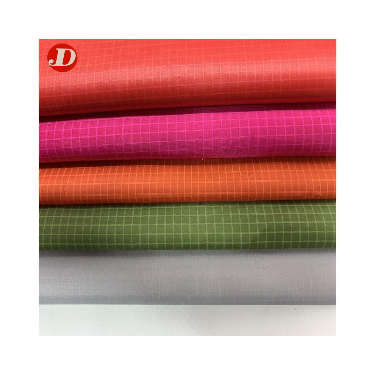 20D ultralight ripstop fabric polyester ripstop transparent polyester taffeta fabric