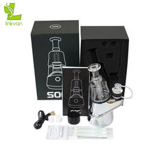 High quality soc peak 4 Heat settings portable dab rig with ceramic nails Puffco Peak