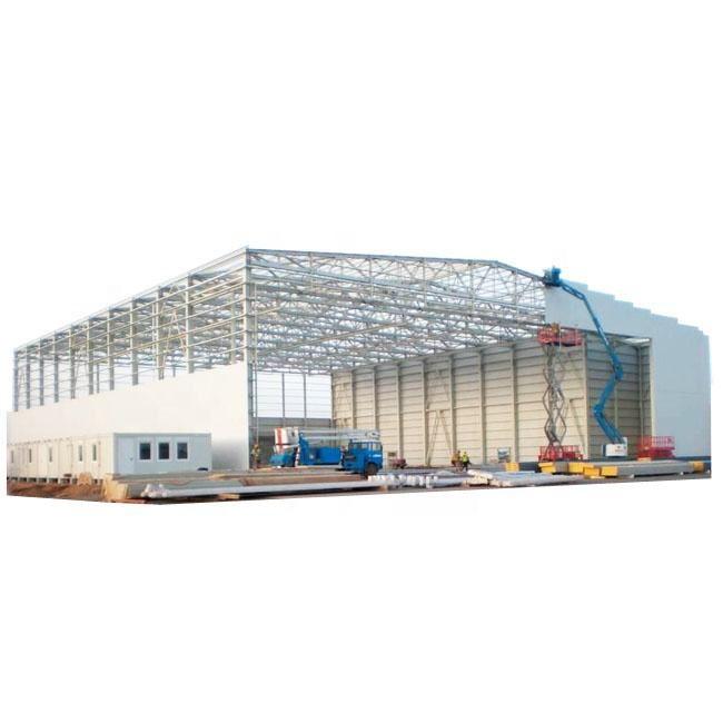 GB standard prefabricated steel structure building