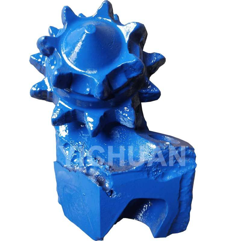 8 1/2 inch IADC 127 milled tooth tri-cone bit cutter for water well drilling hole opener