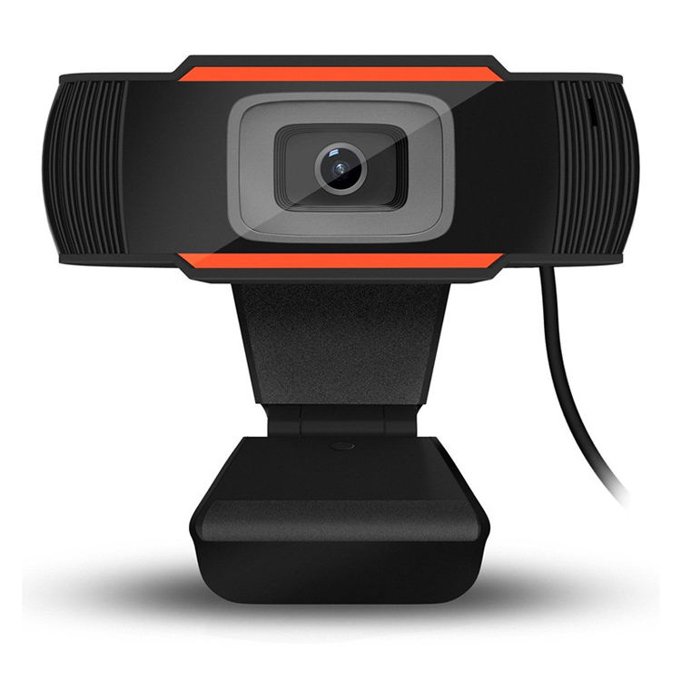 Universal Livre Driver USB Web Camera HD 720p câmera webcam com Microfone para PC Laptop