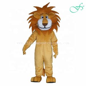 Hot Sale Lion Maskot Kostum