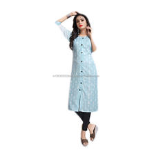 Casual wear attractive and comfortable kurti for women