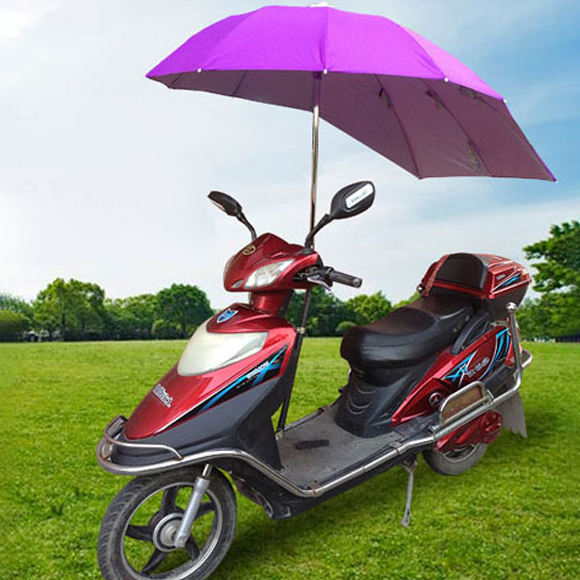 Wholesale Windproof Sunshade Bicycle Umbrella, Autobike Umbrella