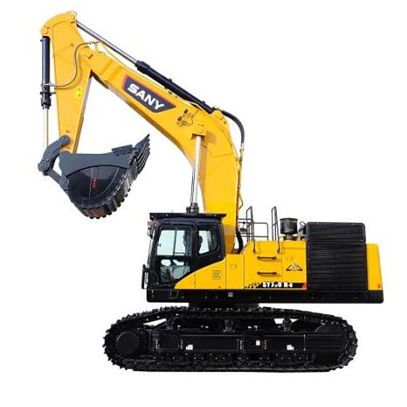 50t 50 Ton Sy500h Tier 3 Bucket 2.2 Cubic mini excavator for sale