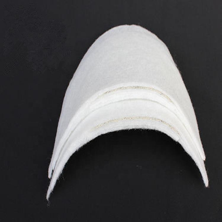 Polyester foam shoulder pads garment material shoulder pads use china wholesale low price