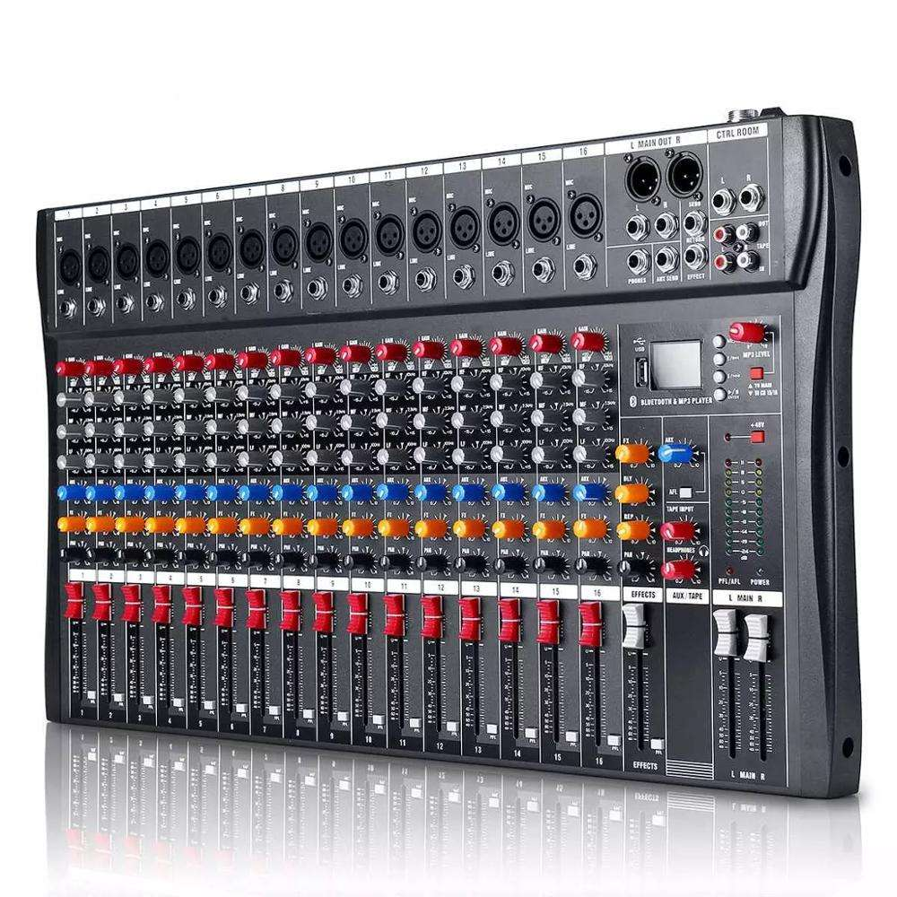 BL-16 Lane Digital Mixing Console Audio Mixer