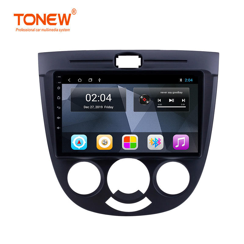 Tonew 32G For Chevrolet Lacetti J200 2004-2008 For Buick Excelle Hrv Car Radio Navigation No 2din 2 din DVD Stereo Multimedia