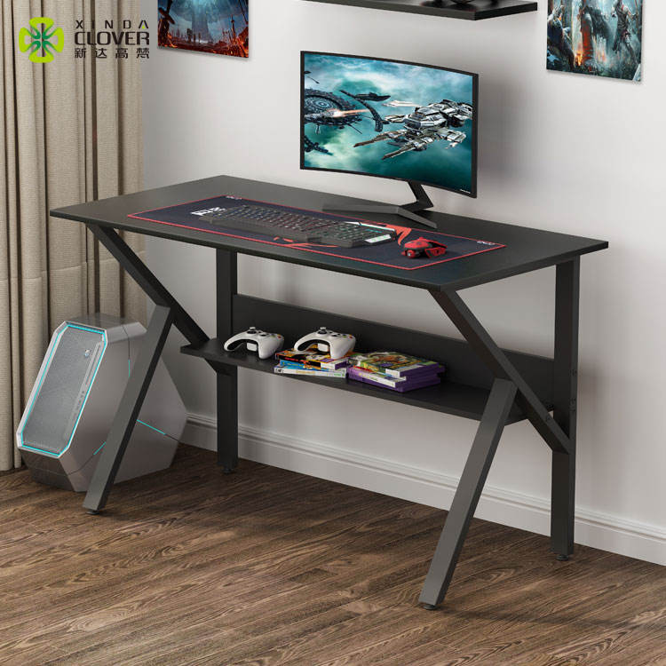 Modern simple personal home office furniture desk design gaming office computer table desk for home