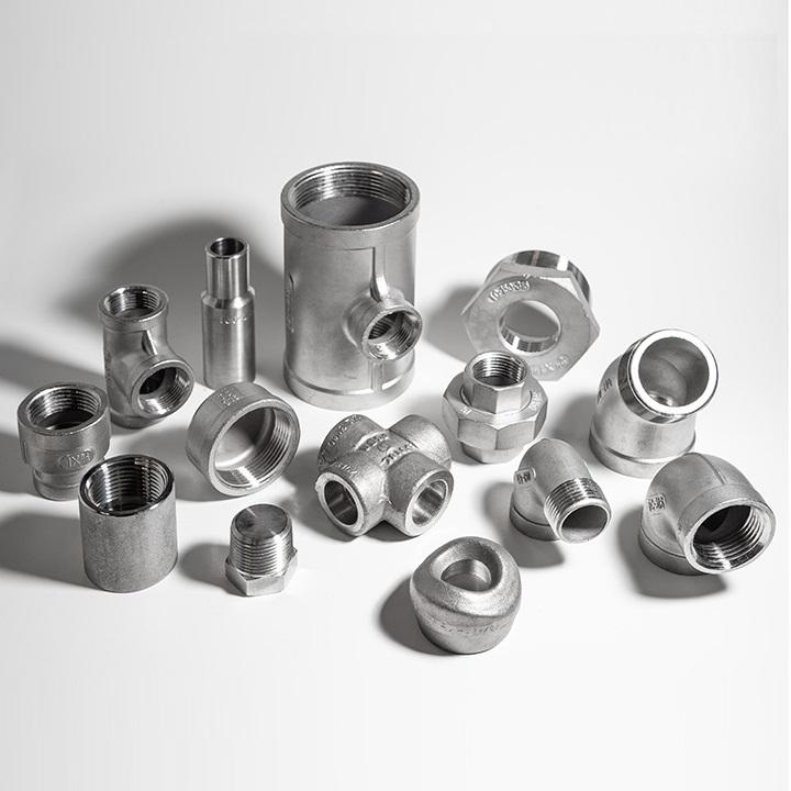 "Hot sale! Casting Elbow/Tee/Cross/Reducer/Cap/nipple/coupling stainless steel/carbon steel 1/2""-26"" size pipe fitting"