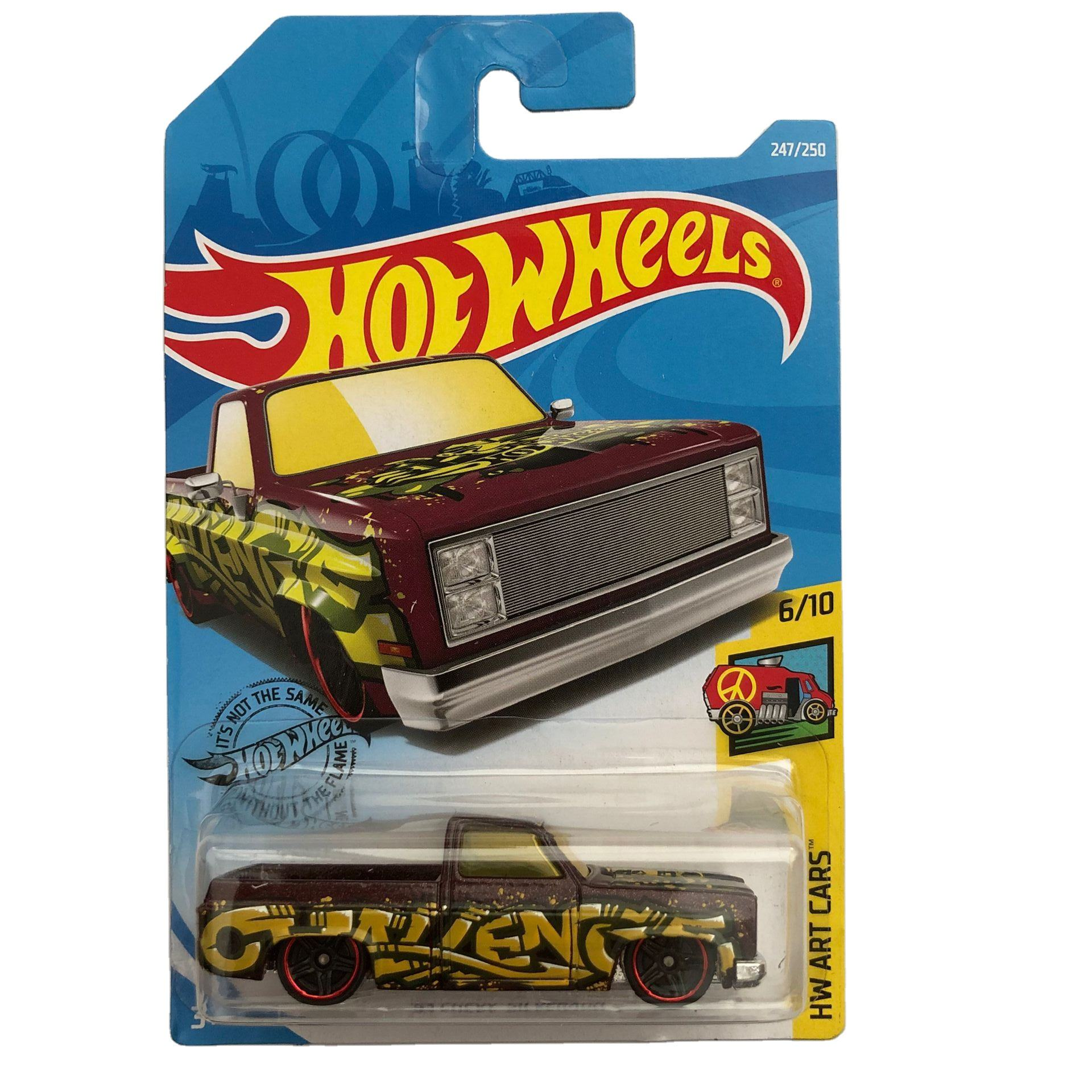 1:64 Hot Wheel Limited Collectors Edition Alloy Car Toy