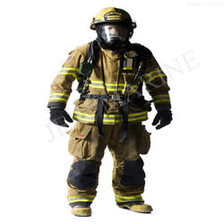Firefighter Uniforms Fire Resistant Clothing for Fireman