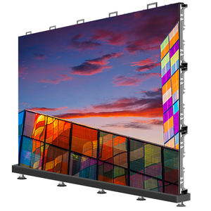 Definisi Tinggi Video LED Dinding Dinding P2.6 P2.98 Indoor LED Panel