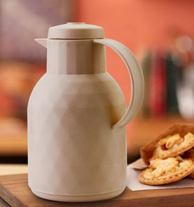 Oudon vacuum glass inner water jug with handle