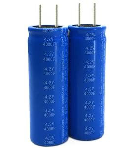 Graphene Ultracapacitor 4.2V 4000F(24*69mm) Supercapacitor/울트라 커패시터/패러ad 커패시터