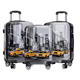 Trolley+Luggage+Suitcase+Printing+Free+Match