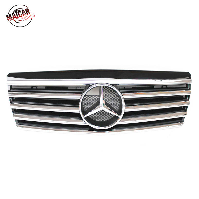 S class W140 Chrome grille for Mercedes-Benz S-class body parts1991-2000