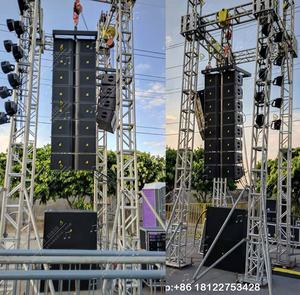 Kiva II line array speaker pro passive sound powerful full rang actpro audio cheaper concern mini line array audio system