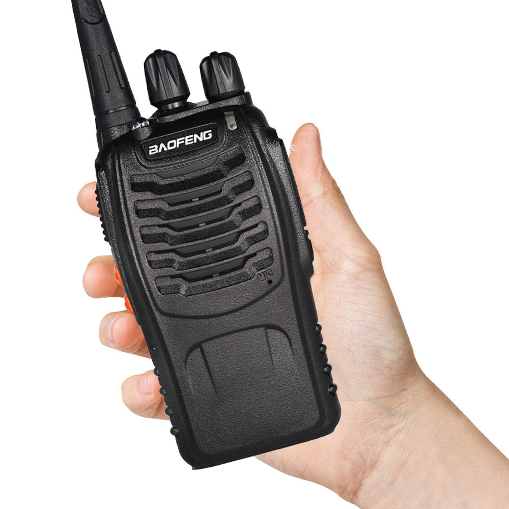 Hot Sale UHF Walkie Talkie 400-470 MHz Baofeng BF 888 S Baofeng Walkie Talkie 888 S