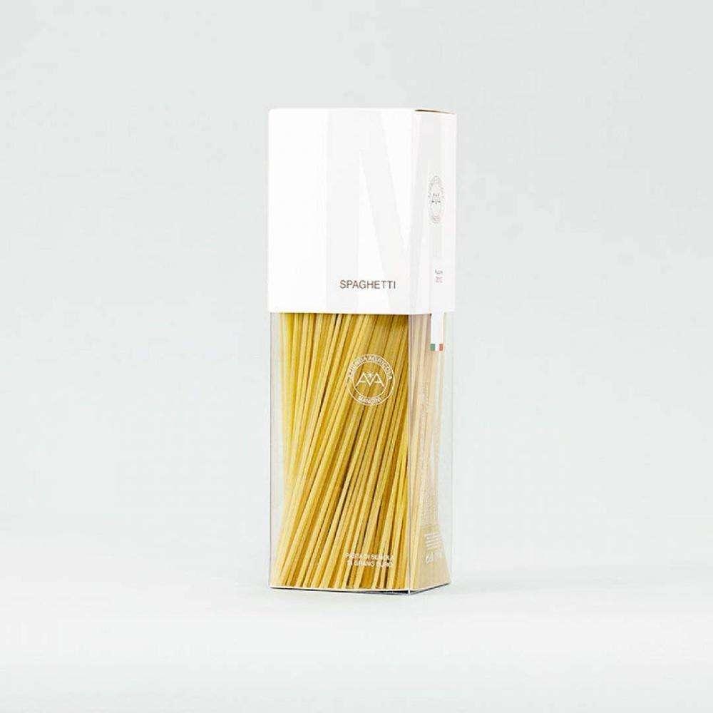 Spaghetti - Mancini Pastificio Agricolo - Pasta 100 % Made in Italy - Italian Pasta - Long pasta -