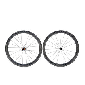 2020 made in china road bike carbon wheels ceramic bearings 700C 50mm clincher bicycle wheel