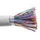 telephone cables indoor outdoor 25 PAIRS MULTI PAIR CAT6 cable UTP LAN ETHERNET CABLE