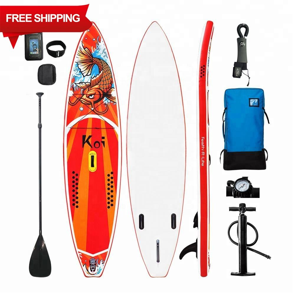 High Quality Inflatable surf SUP Stand Up Paddle Board inflatable paddle board soft board surf paddle surf